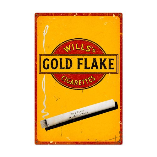 Gold Flake Cigarettes For Sale Only 2 Left At 60