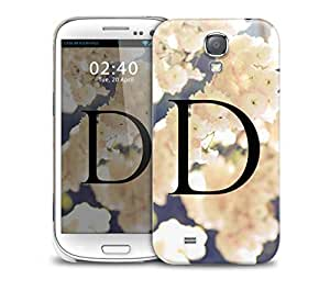 letter d Samsung Galaxy S4 GS4 protective phone case