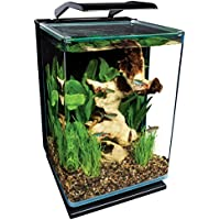 Marineland ML90609 5-Gallon Portrait Aquarium Kit