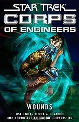 Star Trek: Corps of Engineers: Wounds (Star Trek: SCE)