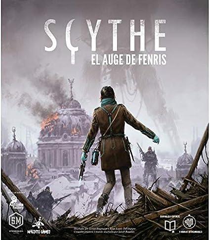 Scythe: El Auge de Fenris: Amazon.es: Juguetes y juegos
