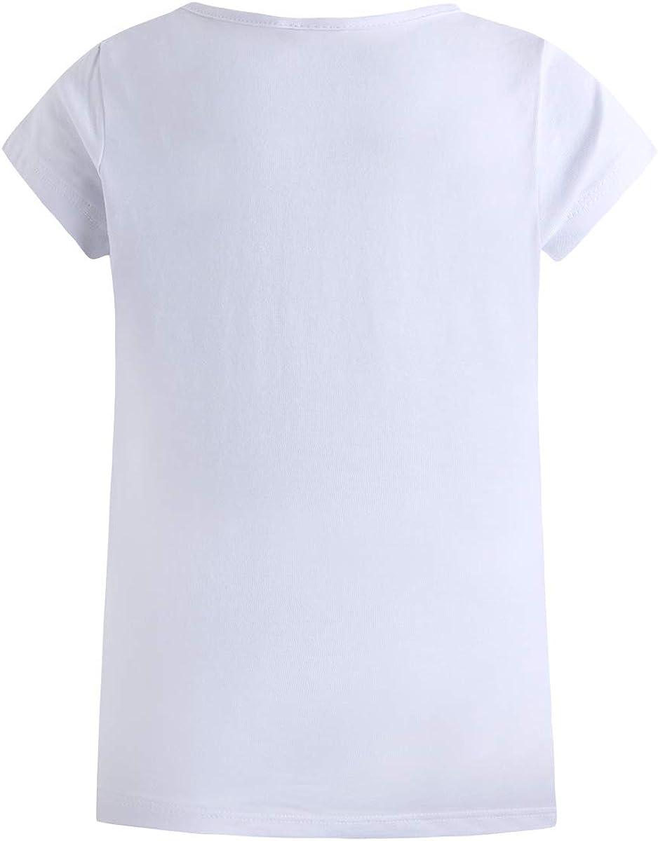 Girls Jersey T-Shirt Good Vibes