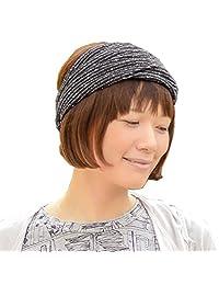 Casualbox Mens Womens Headband Hair Band Unique JAPAN Fashion Style Black