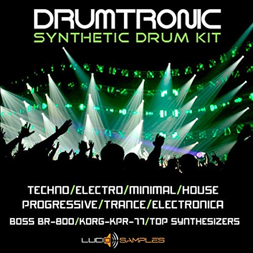 Amazon com: Over 4000 Synth Drum Samples for Modern Music