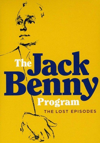 DVD : The Jack Benny Program: The Lost Episodes (Full Frame, 3 Disc)