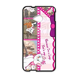 Happy The Aristocats Case Cover For HTC M7