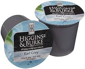 Higgins And Burke Tea Capsules Earl Grey Package