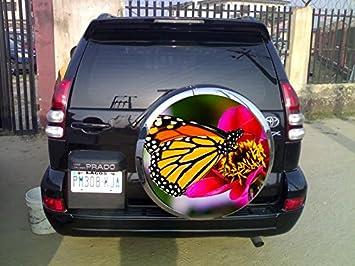 LAND Cruiser sticker TOYOTA sticker Spare wheel cover sticker model decal