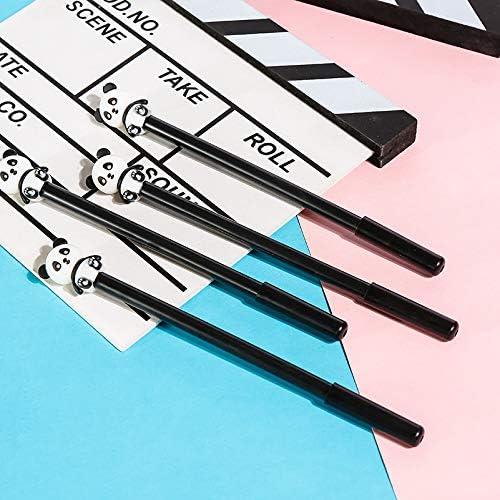 12 bolígrafos de panda kawaii con diseño de animales, bolígrafos ...