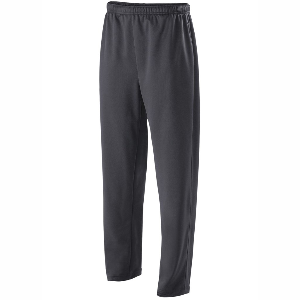 Holloway Dry Excel Performance Fleece Pants (X-Small, Carbon)