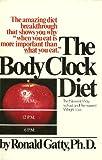 The Body Clock Diet, Ronald Gatty, 0671228978