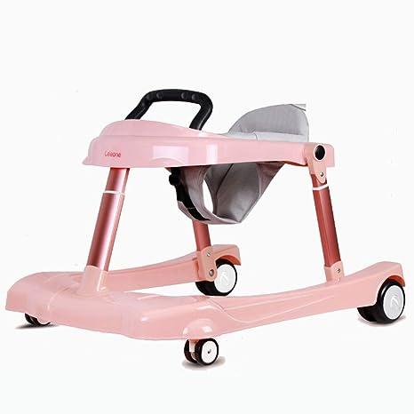 Andadores Baby Walker, antivuelco multifunción en forma de U Puede ...