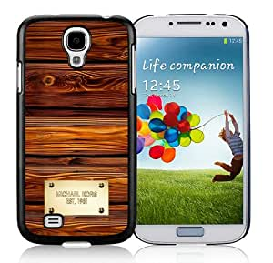Samsung Galaxy S4 Screen Case ,Beautiful Lovely Case NW7I 123 Case M ichael-K ors 160 Black Samsung Galaxy S4 Cover Case Fashion And Durable Designed Phone Case