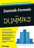 Statistik-Formeln für Dummies