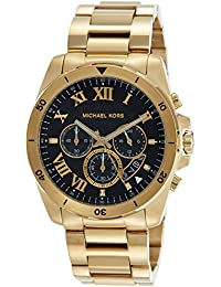 Men's Brecken Gold-Tone Watch MK8481