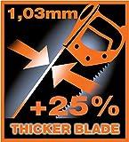 BAHCO 2600-22-XT-HP 22 Inch Ergo Superior Handsaw