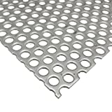 Online Metal Supply 304 Stainless Steel Perforated