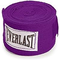 Everlast Classic Hand Wraps, Purple, 2.8 Meter Length