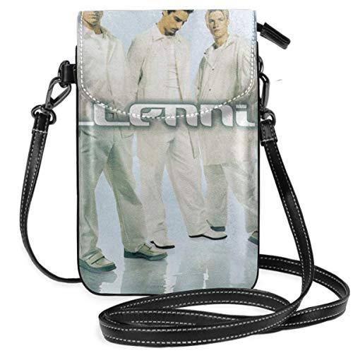 HuiXieJian Backstreet Boys Millennium Lightweight Small Crossbody Bags Cell Phone Purses Wallet for Women - Leather Handbag Millennium