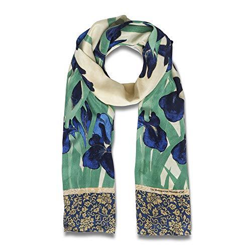 The Metropolitan Museum of Art Women's Lightweight Silk Japanese Fashion -