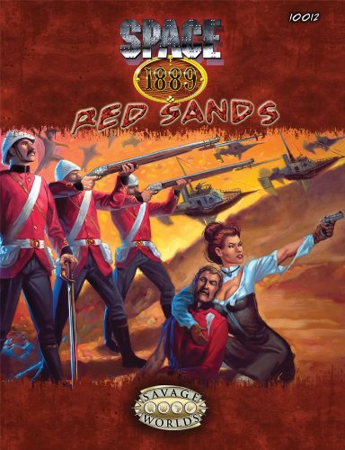 Space 1889  Red Sands  Savage Worlds  S2p10012