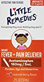 Little Remedies and Pediacare Little Remedies 2-ounce Natural Mixed Berry Fever/ Pain Reliever