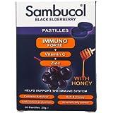 Sambucol Pastilles, Black Elderberry, 20 Count