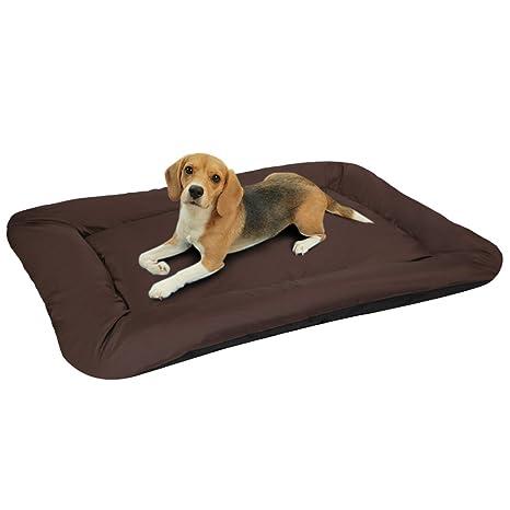 homdox 3480 cama para perros Perros sofá perro cesta perros Cojín 75 x 60 x 20