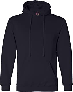 product image for Bayside Adult Hooded Fleece B960 - Navy_L