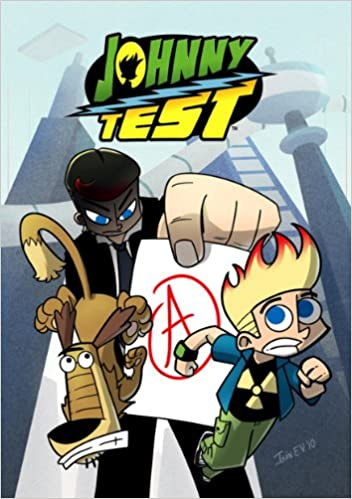 Book Johnny Test