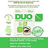 DUO Brush-On Lash Adhesive with Vitamins A, C
