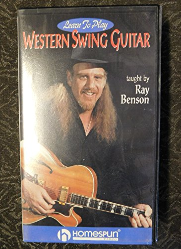 (VHS-Learn to Play Western Swing Guitar)