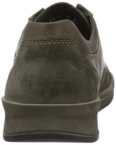 dark Brooklyn 10565 Rodrigo 2678 or Taupe Braun Basse st Sneaker Mephisto 2465 Uomo Pc5dIa4Wqq
