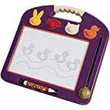 B. Toulouse Laptrec Magnetic Drawing Board - Plum Purple