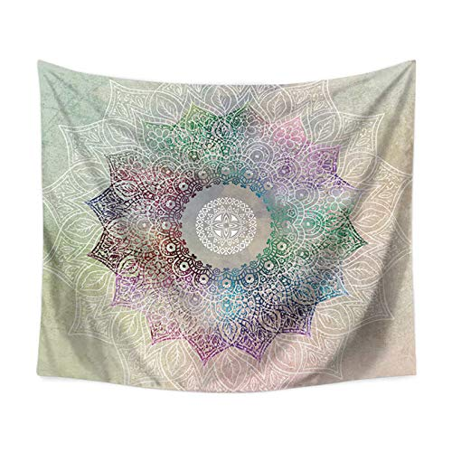 Amazon.com: FelixStore Indian Toalla Mandala Tapestry Beach Towel Sunblock Rectangle Bikini Cover-Up Blanket Lotus Bohemian Yoga Mat: Home & Kitchen
