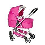 Mamas & Papas 1423393 Urbo Pink Dolls Pram, 4-10 Years
