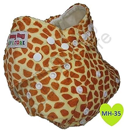 Pañal de tela de Mummy Hug®, reutilizable, lavable, de bolsillo