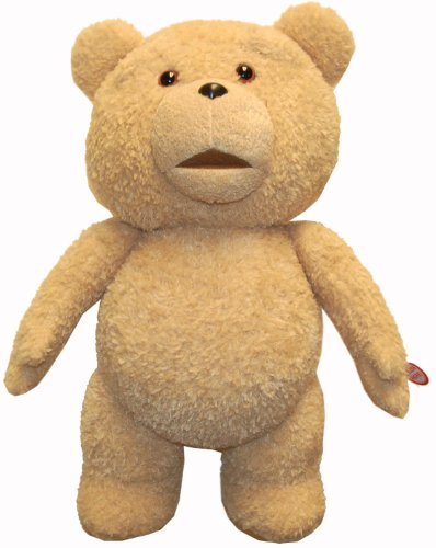 Ted R-rated Talking Plush Teddy Bear