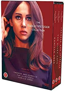 The Radley Metzger Collection, Vol. 1 (Therese and Isabelle / The Alley Cats / Camille 2000)