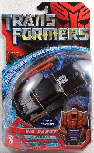 Transformers Movie Hasbro Exclusive Deluxe Action Figure Allspark Power Big Daddy