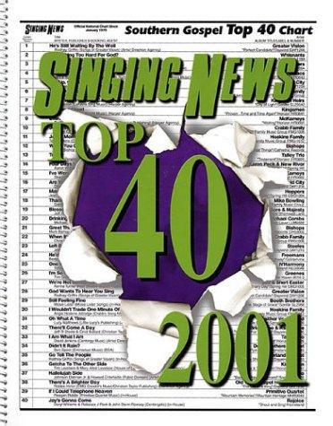 Singing News Top 40 2001: Southern Gospel Top 40 Chart