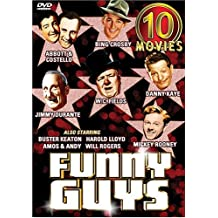 Funny Guys 10 Movie Pack