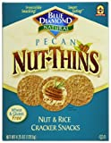 Pecan Nut-Thin Crackers (12 Boxes of 4.25oz)
