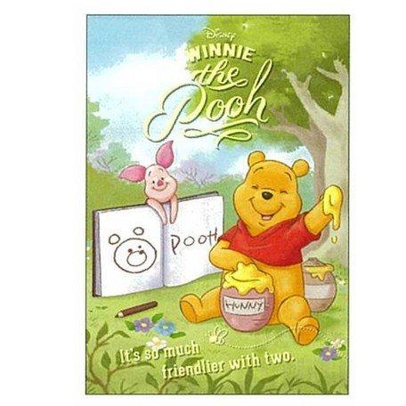 Disney Disney Disney Winnie the Pooh Disney Winnie the Pooh post card š Dear š -
