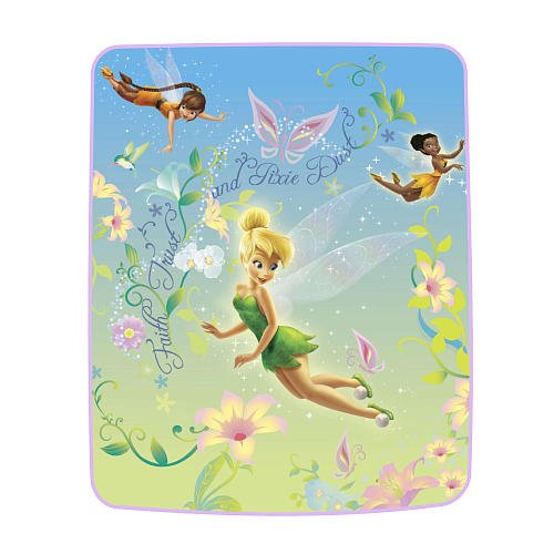 Disney Fairies 50 X 60 Action Mat