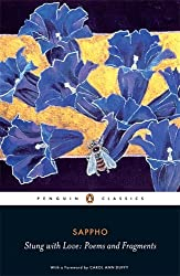 Stung with Love: Poems and Fragments of Sappho (Penguin Classics)
