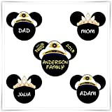 Personalized Disney Cruise Magnet. Cruise Door Magnet. Mickey Minnie Magnet.
