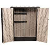 LIFETIME 60326 Vertical Storage Shed, Pack of