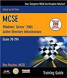 MCSE 70-277 Training Guide, Donna L. Poulton and Eric Rockenbach, 0789729490