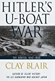 The Hunted, 1942-1944, Clay Blair, 0679457429